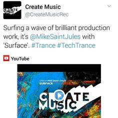 @createmusicrec @mikesaintjules thanks for the consistent industry support! #msj #dasrecord #promostream #dasrecord
