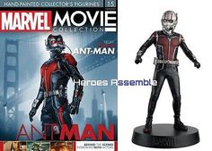 #Marvel movie collection #15 #ant-man figurine #eaglemoss ant man avengers 13 14,  View more on the LINK: http://www.zeppy.io/product/gb/2/351880750438/