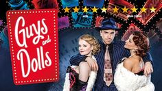 Guys and Dolls Tickets at Liverpool Empire,