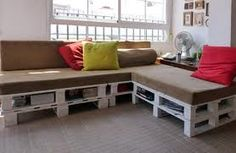 Sofas de paletes