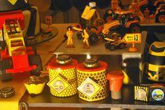 ... Coisas da Vivi ...: Festa Infantil - Tema Construção