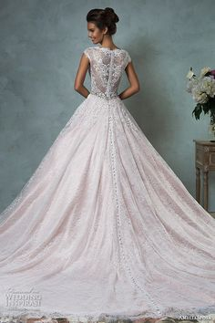 Anne Barge Fall 2015 Wedding Dresses Anne barge Ball gowns and