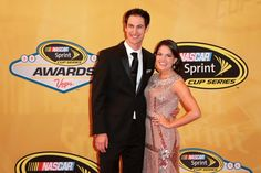 Retweet to congratulate fourth-place finisher @joeylogano - and wish him well on his upcoming wedding!