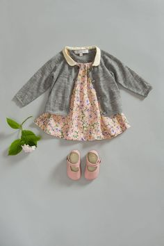 Baby, Caramel Baby & Child — pretty little white collar – Outfit Girls
