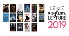 ★ Chiara's Book Blog ★: Riepilogo annuale 2019 Jamie Mcguire, Lara Jean, Photo Wall, Books, Photograph, Libros, Book, Book Illustrations, Libri