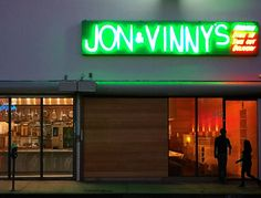 Jon and Vinny's Los Angeles