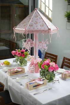 Pink Carousel Party