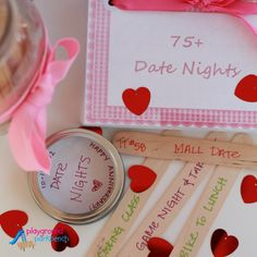 75+ Date Night Ideas - A Gift for the One You Love