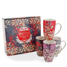 Marrakesh Mugs Novelty Gift Boxed Fine China Mug
