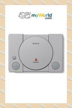 Hole Dir jetzt unseren Kundenfavoriten - die Sony Playstation Classic zum Specialpreis 🎮😍👉 bit.ly/pin_playstationclassic_at