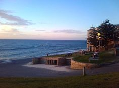 Cottesloe Beach: Famous building/Change rooms of Cottesloe #Perth #Australia http://www.tripadvisor.com.au/ShowForum-g255101-i530-Western_Australia.html