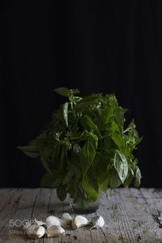 Dark basil by rocioperezrguez #food #yummy #foodie #delicious #photooftheday #amazing #picoftheday