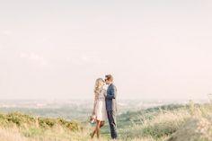 Chic Champagne Picnic Engagement Shoot | Peter and Veronika Photography | Bridal Musings Wedding Blog 25