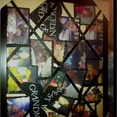 DIY: Easy gift picture collage