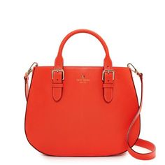 kate spade | charlotte street sylvie. Like it in maraschino red.
