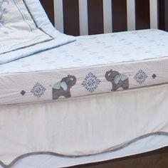 Elephant Jubilee Bedding! Love Elephants! :D