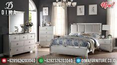 New Desain Tempat Tidur Minimalis Modern Best Seller Mebel Jepara MMJ-0884