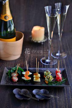 Sushi Recipes, Asian Recipes, Gourmet Recipes, Le Chef, International Recipes, Food Presentation, Food Plating, Japanese Food, Food Styling