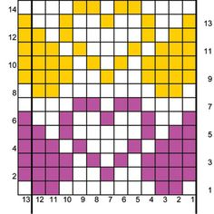 knitting ´chart heart - Google-haku