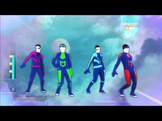 ▶ Just Dance 2015 One Direction - Best Song Ever - YouTube - Students love the superheroes in this one.