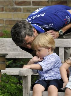 Prince Frederik Prince Vincent Of Denmark Photos: Danish Royal Family Hold Annual Summer Photo Call