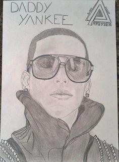 Daddy Yankee por MickaRosa