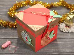 Manualidades y Artesanías | Caja navideña | FOXlife.com