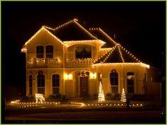 outdoor holiday lights reindeer
