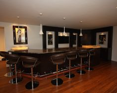 Entertainment Room, Basement Ideas, Basements, Game Room, Basement