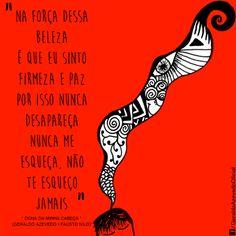 Dona da Minha Cabeça - Geraldo Azevedo (Composição: Fausto Nilo / Geraldo Azevedo)