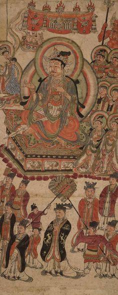 大英博物馆藏100幅敦煌遗书