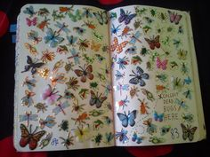 Image result for wreck this journal ideas
