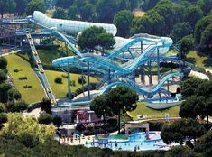 Waterworld Lloret de Mar Went here with Emily a few years ago. Was fun :)