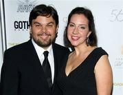"""UP HERE Robert Lopez and Kristen Anderson-Lopez - the Oscar-winning husband-and-wife team behind the film """"Frozen"""" - are preparing an original romantic comedy for the stage called """"Up Here.""""  The influential California theater company La Jolla Playhouse said Tuesday that the show will be part of its 2015-16 season and will be directed by Tony Award nominee Alex Timbers."""
