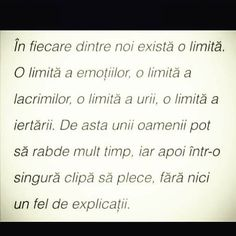 Exista o limita.oare cand o voi atinge? Sad Quotes, Love Quotes, Motivational Quotes, Inspirational Quotes, Let Me Down, Sad Stories, Inspiring Quotes About Life, True Words, Beautiful Words