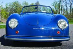 Pre-A 356 Porsche coupe