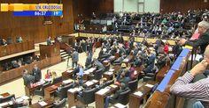 Veja como cada deputado votou na proposta de aumento do ICMS no RS
