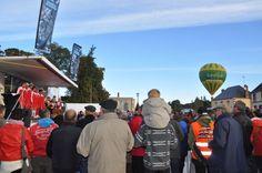 Captif d'une montgolfière à Authon-du-Perche, les 12 et 13 octobre 2013 - Air-Pegasus montgolfiere