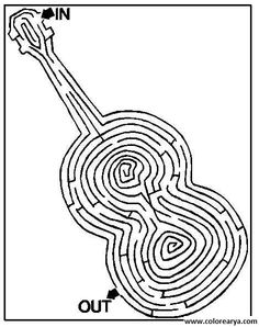 Are you looking for a good source for puzzle mazes, coloring pages, and games? This page has a wide selection of puzzles mazes and more! Color Activities, Fun Activities For Kids, Maze Puzzles, Summer Reading Program, Elementary Music, Toddler Learning, Music Classroom, Teaching Music, Cool Kids