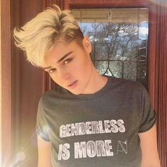 Stefania Ferrario | Androgynous Fox Clothing