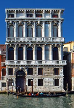 Palazzo Flangini Venice Italy