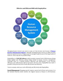 Human Resource Management Software – The Future Made Simple Human Resource Management System, Hr Management, Life Cycles, Human Resources, Make It Simple, Software, Let It Be, Future, Business