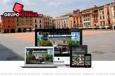 Grupo Actialia somos una empresa que ofrecemos servicio de diseño web en Vic. Ofrecemos diseño de páginas web, programación a medida, tienda online, blog social. Para más información www.grupoactialia.com o 93.516.00.47