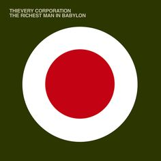Thievery Corporation's artwork is always so beautiful, and this stellar album is no exception.