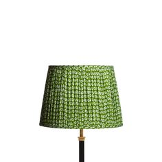 Find the perfect Block Printed Cotton lampshade to suit your style. Designer Block Printed Cotton lampshades at sensible prices. Free Delivery & No Fuss Returns! Browse the Pooky range today. Pooky Lighting, Custom Lamp Shades, Green Lamp Shade, Glass Lamp Base, Outside Furniture, Desk Light, Shades Of Yellow, Shop Lighting, Lamp Bases
