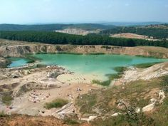 """Laguna albastra"" din Aghiresu, situat la 30 km de Cluj Napoca www. Romania Facts, Turism Romania, Visit Romania, Romania Travel, Travel Around The World, Around The Worlds, Carpathian Mountains, Bucharest, Blue Lagoon"