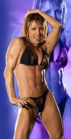 Fitness Competitor Kelly Ryan, a really sad story.