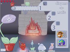 Guía a la planta carnívora para que reparta bien los objetos  http://mundobanana.com/Chompys-winter-rescue-10002190.html