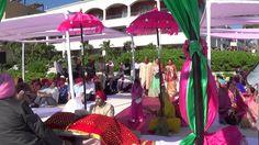Fusion Sikh Hindu Wedding Ethnic Wedding, Sikh Wedding, Wedding Ceremony, Riviera Maya, Hard Rock, Your Child, Indian, Table Decorations, Outdoor Decor