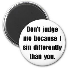 ==> consumer reviews          Sin Differently Fridge Magnet           Sin Differently Fridge Magnet We have the best promotion for you and if you are interested in the related item or need more information reviews from the x customer who are own of them before please follow the link to see ful...Cleck Hot Deals >>> http://www.zazzle.com/sin_differently_fridge_magnet-147163573790264415?rf=238627982471231924&zbar=1&tc=terrest